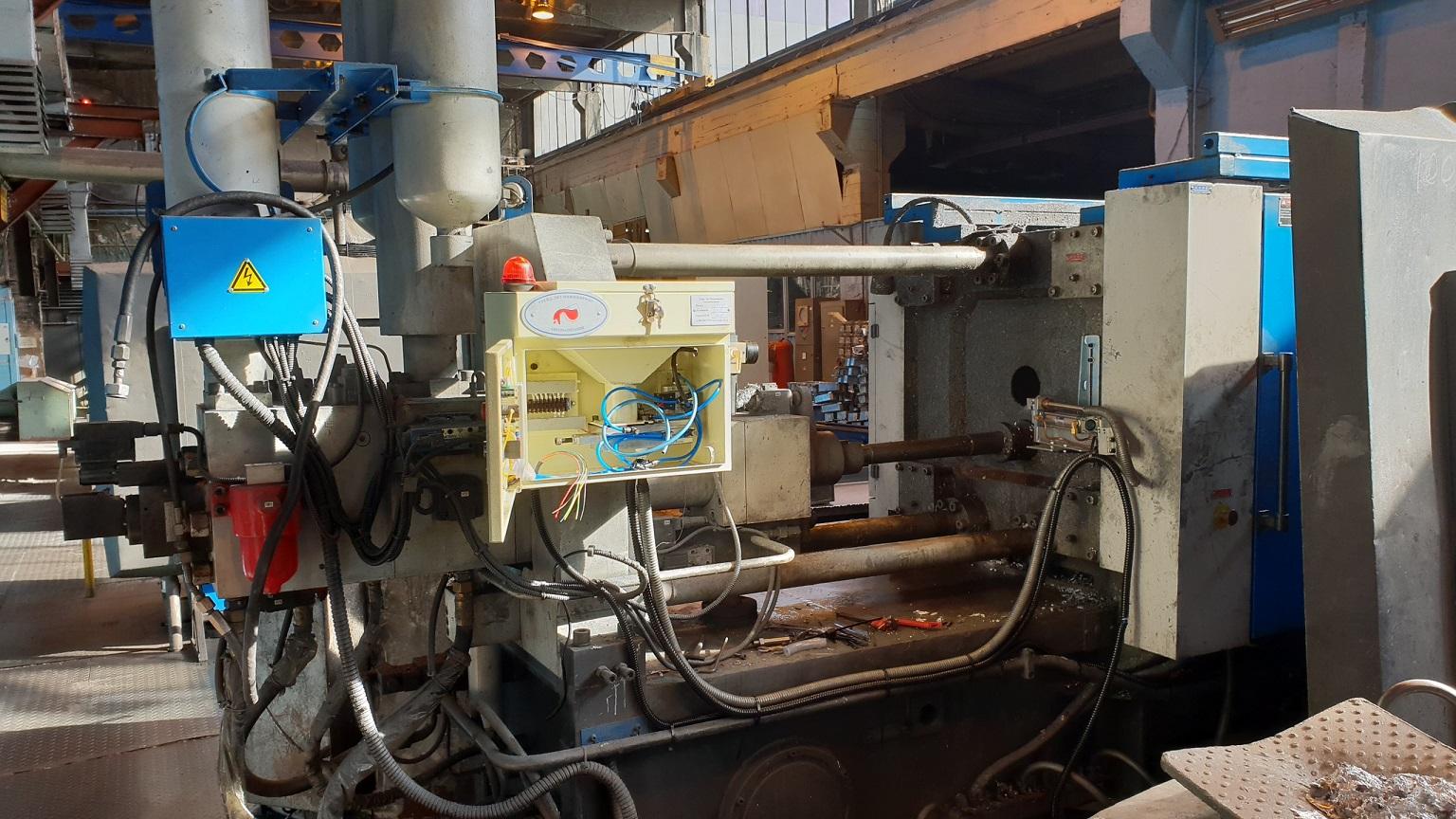 Модернизация машин литья под давлением устаревших серий С и DC
