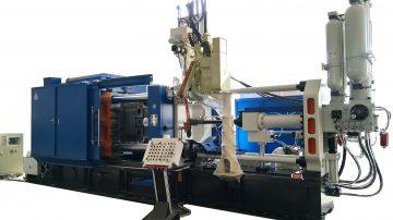 Машины литья под давлением с холодной камерой прессования серии MS