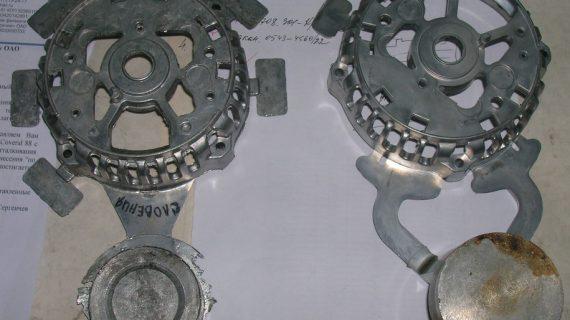 Опыт получения герметичных отливок на примере производства комплекта отливок Крышка и Корпус