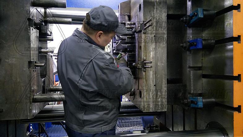 Зачистка рабочих частей