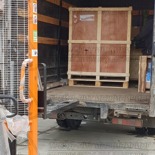отгрузка тигля со склада Трейд-Лит Инжиниринг