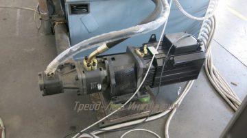 Сервопривод машины литья под давлением