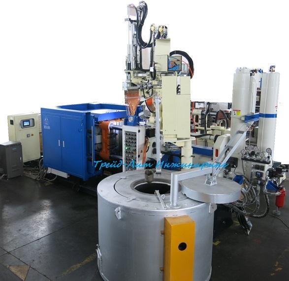 MS160 заводские испытания