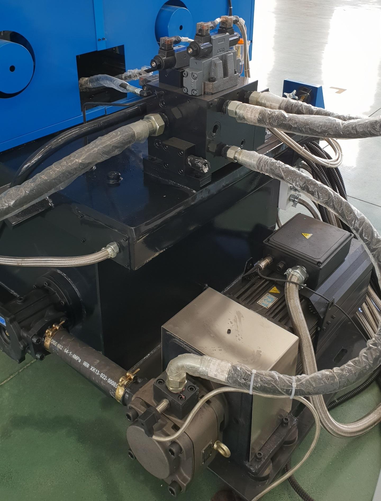 Серводвигатель литейной машины MS450