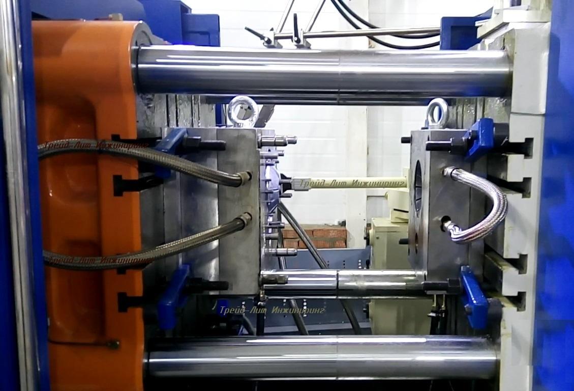 ввод MS160 пресс-форма на плитах машины