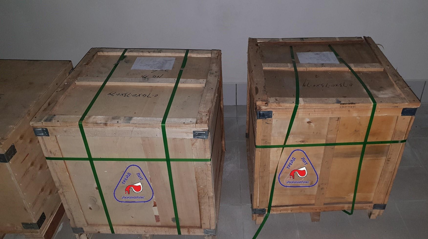 Тигли, емкостью 250 кг по алюминию на складе Трейд-Лит Инжиниринг