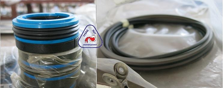 Уплотнения узла прессования машин литья под давлением